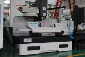 The difference between CNC machining center and engraving and milling machine